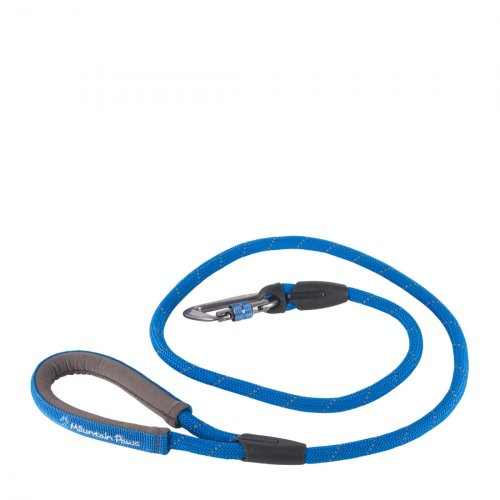 Rope Dog Lead - Blue