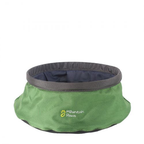 Large Dog Water Bowl - Green