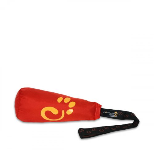 Clunk Dog Fetch Toy - Red