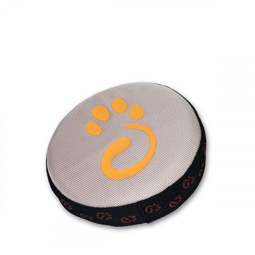 Catch-A-Little Dog Frisbee - Beige