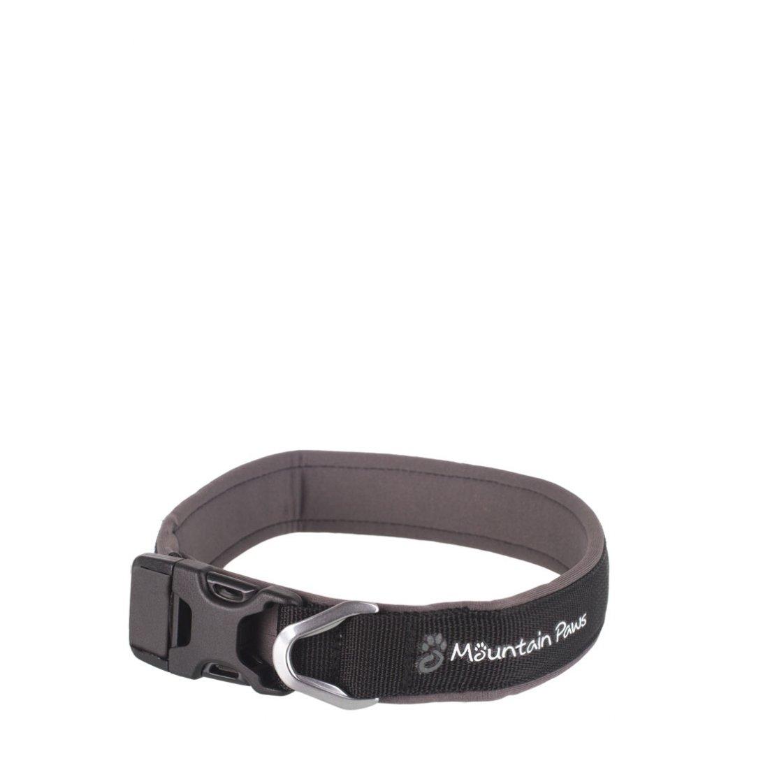 Small black dog collar