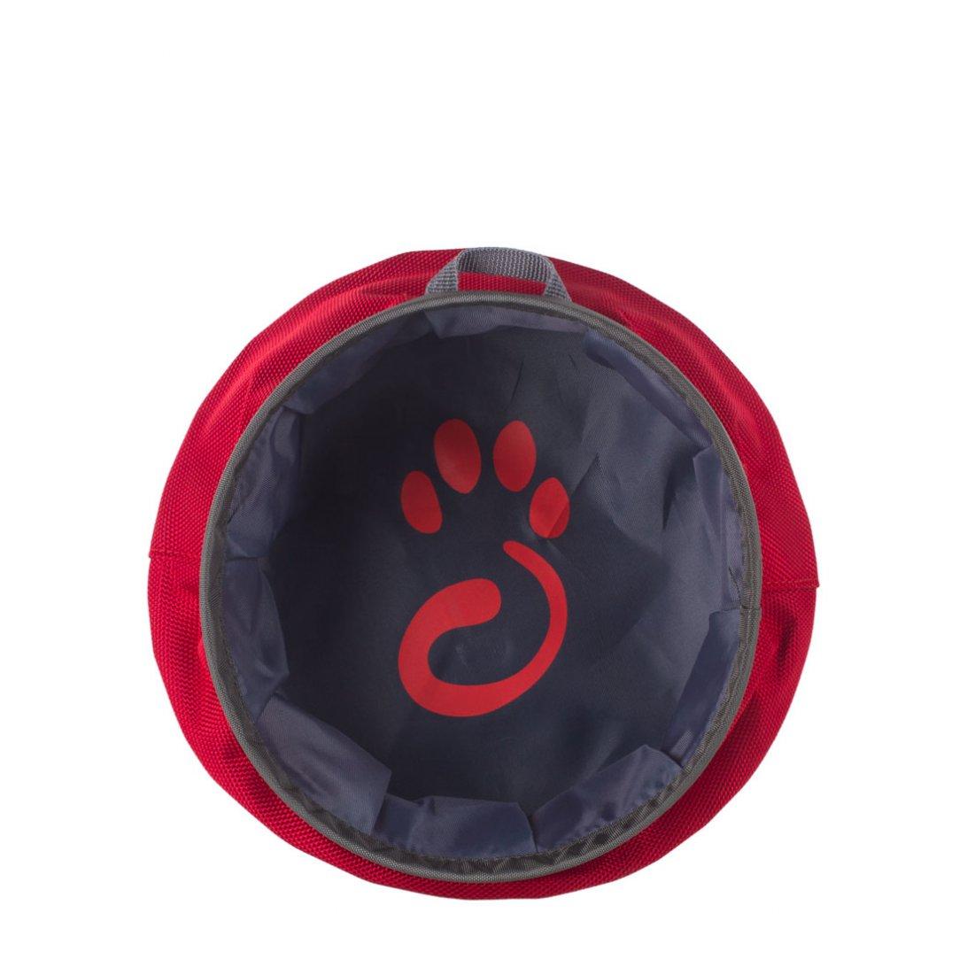 Large Dog Water Bowl - Red