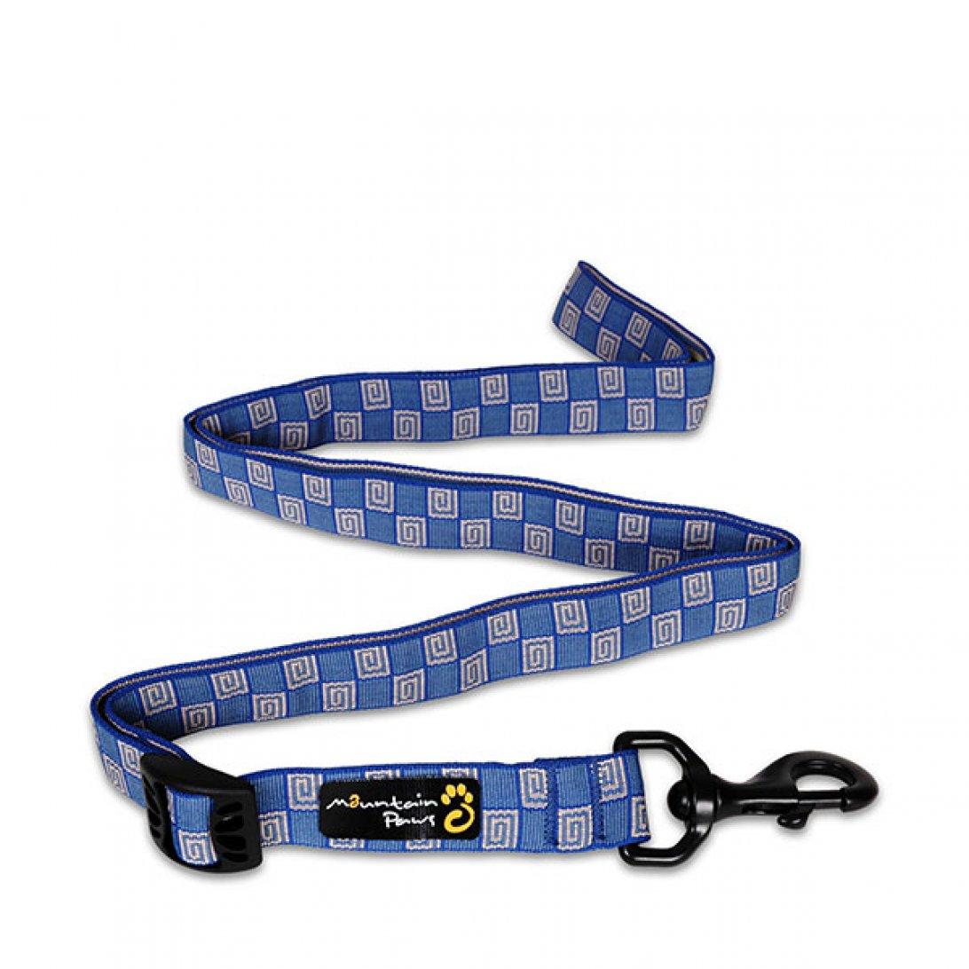 Walkies dog lead in blue