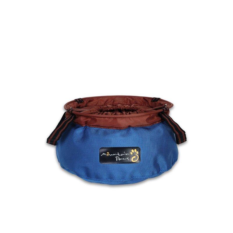 Large portable dog bowl